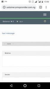 Send Bulk SMS In Nigeria