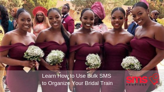 Bulk SMS For Bridal Train